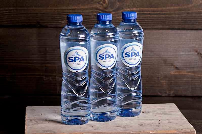 Spa blauw Reine tray 24 x 50cl fles