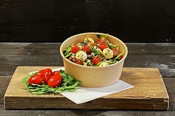 Pasta riso salade  (Vega) 750cc