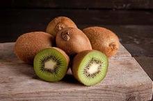 Kiwi green, klasse 1, per stuk