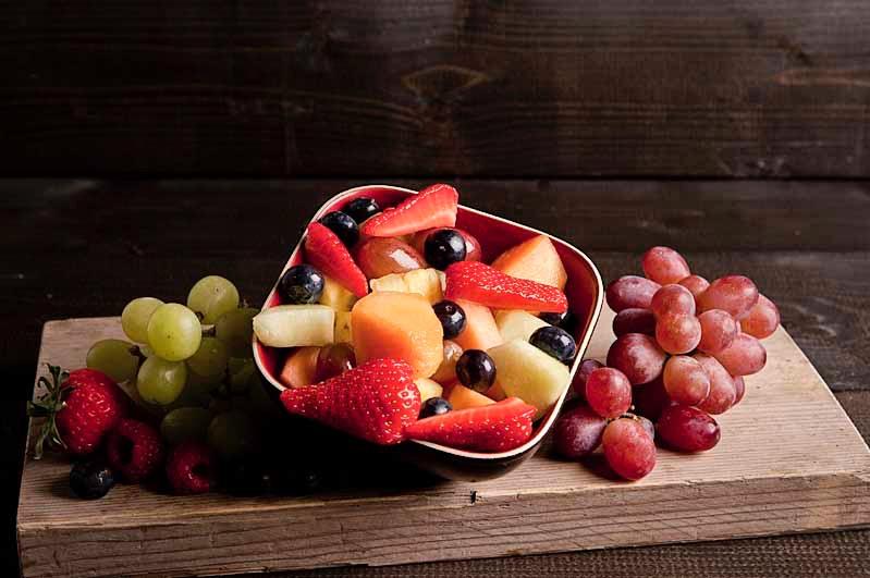 Vers gesneden fruit (375cc)