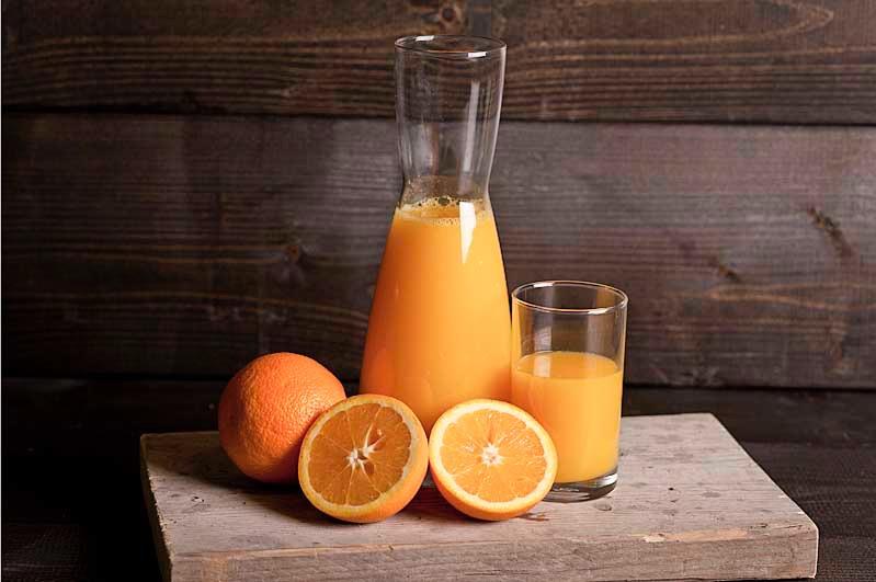 Verse jus d'orange 0,25 ltr