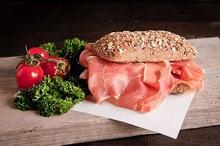 Broodje Spaanse Serranoham